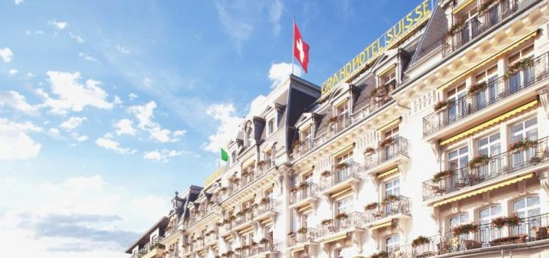 Grand Hotel Suisse Majestic Autograph Collection